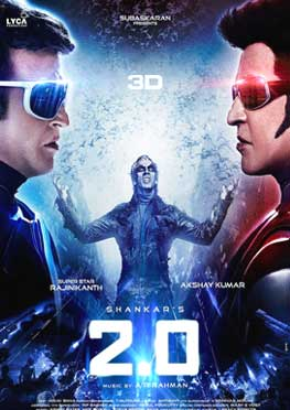 Robo 2 0 Movie Review Rating
