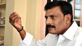 Byreddy Rajasekhar Reddy on State division