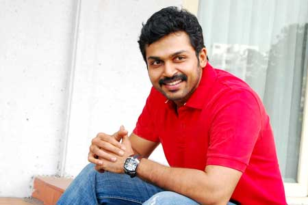actor karthi press meet