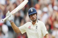 England v india alastair cook hits century in final test innings