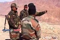 More troops sent by india along china border