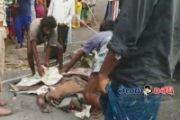 Fatal accident in chittoor killed 20 people