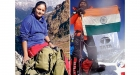 Arunima sinha who claimed the mount everest with artificial leg