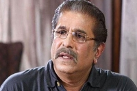 Actor and director captain raju passes away in kochi