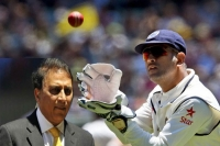 Ms dhoni shouldn t have quit test cricket feel sunil gavaskar