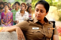 Actress jyothika re enters tollywood with jhansi movie