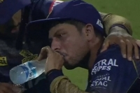 Kuldeep yadav cries after virat kohli and moeen ali hit him out of the park