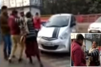 Lucknow woman alleges traffic police of misbehave