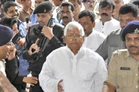 Lalu prasad sentenced to 14 yrs in prison in fourth fodder scam case