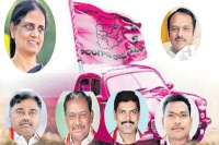 Six mlas including sabita reddy to join trs