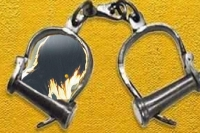 Woman lover held in chennai for bid to kill husband staging theft