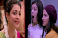Kajal agarwal displeasure against kollywood censor board over paris paris cuts