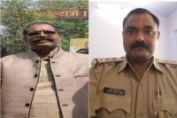 Up cop suspended over leaked audio clip of encounter deal