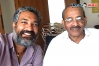 Rajamouli Says He Is The Boss Than His Father Vijayendra Prasad In Professional Life