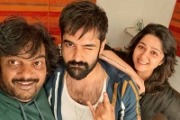 Ram pothineni turns to negative role in puri jagannadh s next movie