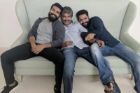Rrr rajamouli s multistarer official now