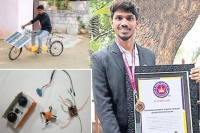 Sai teja proves that sometimes innovation has nothing to do with education