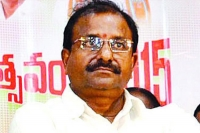 Somu veeraju fires on tdp says ap needs bulldozers to dig corruption