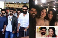Rajamouli son karthikeya wedding bollywood, tollywood stars in jaipur