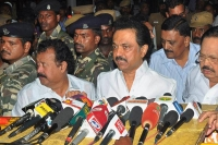 Will oppose palanisami in tn assembly if he seeks vote of trust says stalin