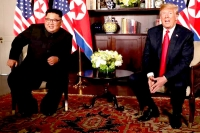 Trump kim jong sign joint document after historic singapore summit