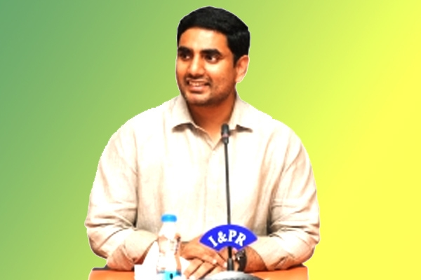 Nara lokesh says tdp government granted rs 10 cr to ys jagan constituency