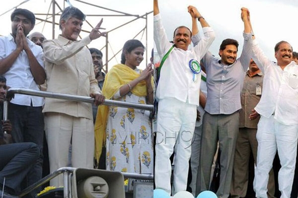 Nandyal bypoll turns into prestige fight for tdp ysr congress