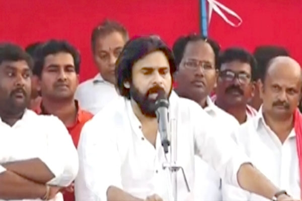Pawan kalyan says his party is ready for panchayat elections