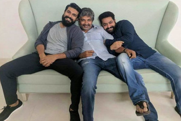 Jr ntr and ram charan to attend special workshop for rrr movie