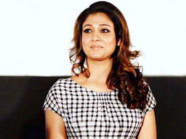 Nayanthara begins shooting for sye raa in second shedule