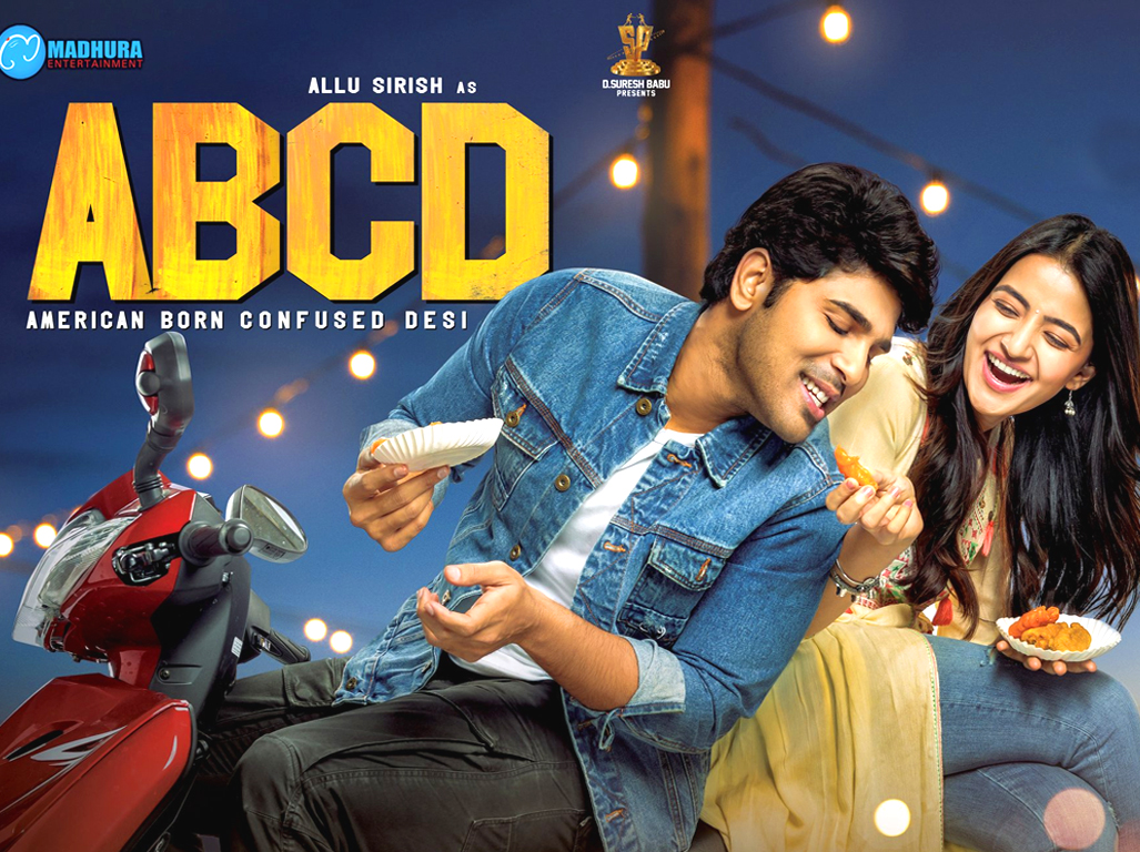 Photo 2of 3 | ABCD-Movie-Wallpapers-02 | Allu Sirish ABCD Movie | ABCD Movie Posters