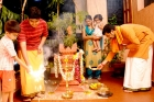 Tulasi pooja procedure