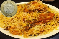 Hotelier booked for selling rs 10 a plate biryani after offer goes awry