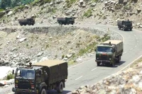 Pangong tso confrontation high level military talks underway at chushul
