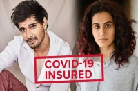 Taapsee pannus looop lapeta is the first film to get covid 19 insurance