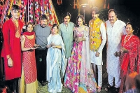 Naga babu gets emotional as niharika ties the knot with chaitanya in udaipur