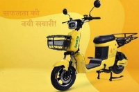 Techo electra motors launches e moped saathi in domestic market