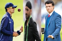 Sourav ganguly hits out at bcci after notice to rahul dravid