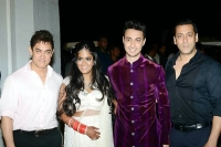 Aamir khan on arpita marriage and salman shahrukh relation