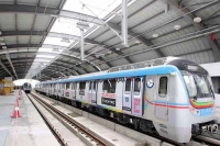 Free travelling facility in metro for one week at hyderabad