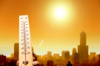 Record level high temperatures in the country rajasthan 52 4