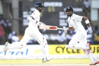 India bowled out for 393 against sri lanka