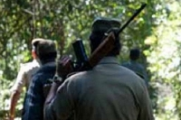 Encounter in chhattisgarh telangana border 8 maoists killed