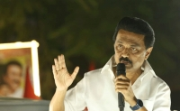 Remember i am mk stalin says dmk chief after it raids on son in law