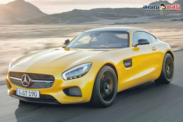 Mercedes benz launches the amg gt s in india