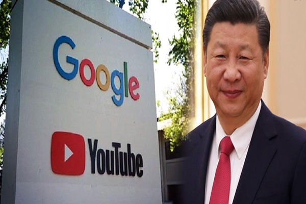 Google deletes 2500 china linked youtube channels over disinformation