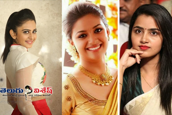 Now tollywood face heroines problem