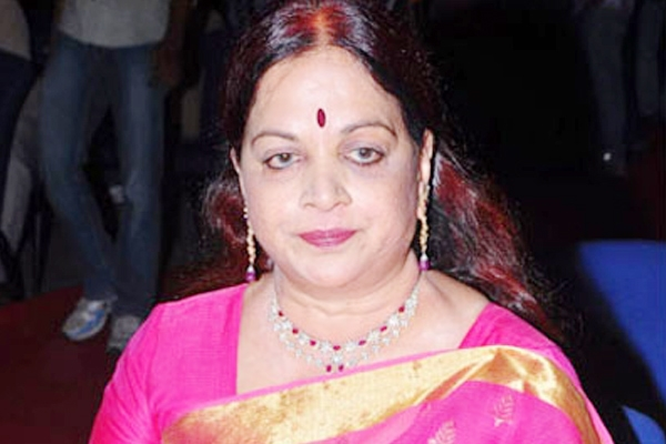 Actress and director vijaya nirmala is no more