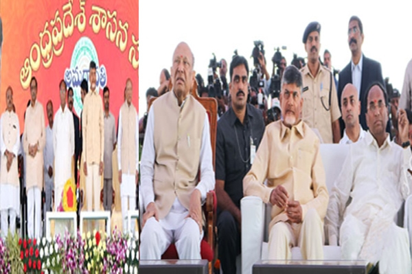 Cm cbn gives special allowance to andhra pradesh mlas