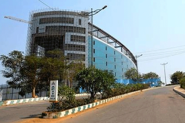 Millennium towers in vizag likely to be andhra pradesh secretariat